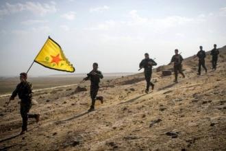 İrlandalı asker YPG'ye katıldı