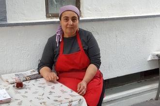 Tekstil işçiliğinden yazarlığa AYSEL MENTEŞ