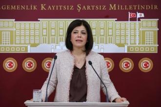 HDP'Lİ Beştaş: Son KHK vatandaşa da uygulanacak mı?