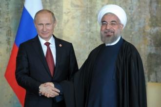 Putin: İran'ın Şanghay'a katılmasının önünde engel kalmadı
