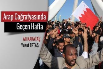 Bahreyn: Suud'dan  destek İran'dan tehdit
