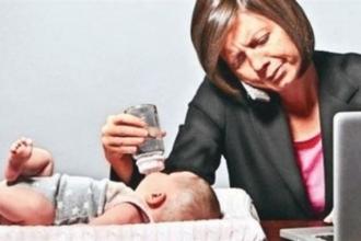 Çok çocuk doğurun diyenler süt iznini gasp etti