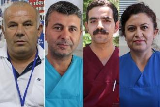 Sağlık emekçileri: OHAL değil demokrasi istiyoruz