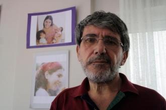 Eylem Ataş'ın babası kızının mezarına sarılmak istiyor