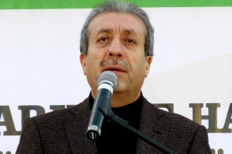 Almanya'da AKP'li Mehdi Eker'in programı iptal edildi