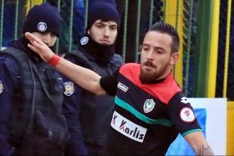 Futbolcu Deniz Naki'ye cezanın gerekçesi açıklandı