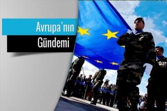 AB, Avrupa ordusunda kararlı
