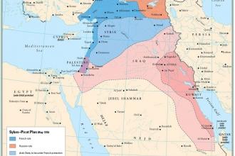 Sykes-Picot'un mirası ve yeniden şekillenen Ortadoğu