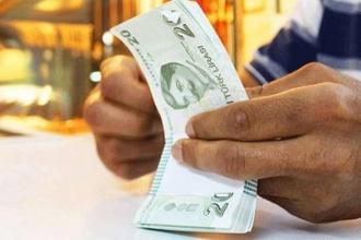 Hazine nakit dengesi Şubat'ta 20.18 milyar lira açık verdi