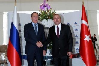 Lavrov-Çavuşoğlu görüşmesi 18 Şubat'ta