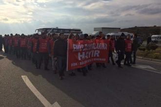 Schneider işçileri: Umarız yine hayal kırıklığı yaşamayız