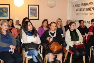 Emekçi kadınların mücadelesi sınırları aşıyor...