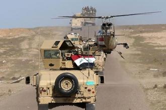 Irak ordusu: Musul'un doğusu geri alındı
