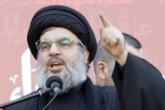 Nasrallah'tan İsrail'e nükleer uyarı