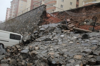 İstinat duvarı