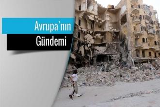 Avrupa'nın Halep suçları