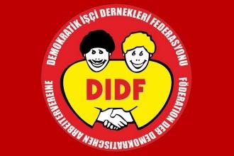 DİDF: Camilere yönelik saldırıları kınıyoruz!