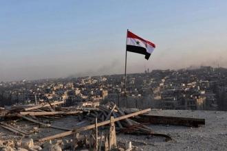 Suriye ordusu, Halep'in doğusunda ilerlemeye başladı