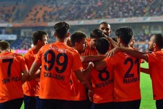Lider Başakşehir, Kayserispor'u ağırlıyor