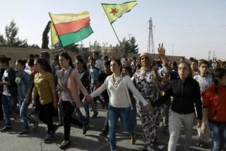 Suriye ve Rojava'nın 1 yılı