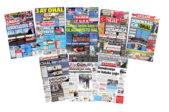 2016'nın manşetleri ne dedi?