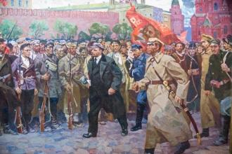 2017 mücadeleye Ekim Devrimi'nin ışığının vurduğu  yıl olsun