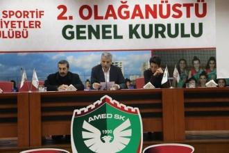 Amedspor kongresi: Ötekileştirilmiş tüm kesimlerin kulübüyüz