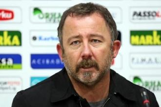 Eskişehirspor'da Sergen Yalçın istifası