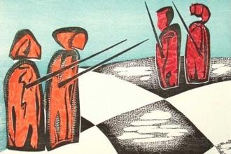 Politik bir müsabaka sahası olarak satranç