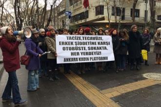 Ankara'da otobüste tecavüze uğrayan kadına mektup