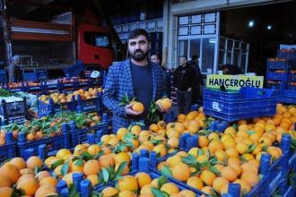 Kar ve soğuk nedeniyle sebze ve meyve fiyatları katlandı