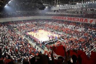 Fenerbahçe,  zorlu Kızılyıldız  deplasmanında