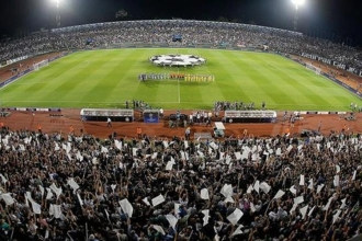UEFA'dan Partizan'a men