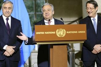 Kıbrıs görüşmelerine 18 Ocak'ta devam edilecek