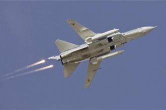 Rus jetleri Halep ve İdlip'te hava saldırıları düzenledi