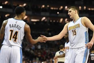 NBA Londra'da: Nuggets, Pacers'a fark attı
