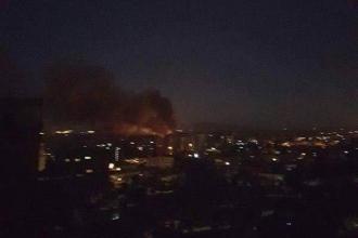 İsrail uçakları, Suriye ordusuna ait depoyu vurdu