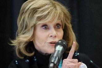 Jane Fonda: Trudeau verdiği sözlere ihanet etti