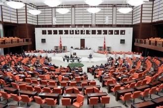 Anayasa değişikliği teklifinin 12'nci maddesi kabul edildi
