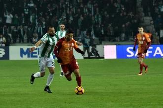 Galatasaray ligin 2. yarısına 3 puanla başladı