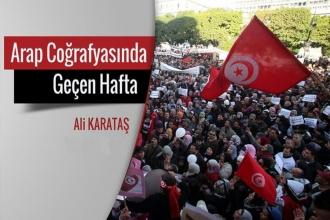 Tunus, devrimini çaldırmamak için sokakta