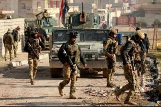 ABD'den Musul'da 4 yeni askeri üs