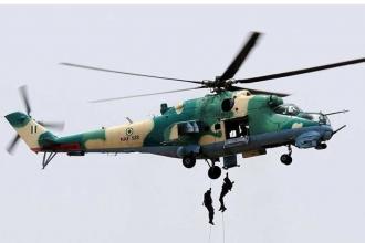 Nijerya'da 'yanlışlıkla' sığınmacı kampı vuruldu: 100 ölü