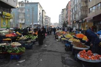 Diyarbakır esnafı da halkı da dertli
