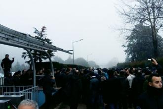 Asil Çelik'te bugün başlayacağı ilan edilen grev yasaklandı