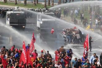 Soma Katliamı'nı protesto eden 65 kişiye dava açıldı