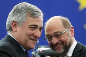 Avrupa Parlamentosu'nda yeni başkan Tajani görevi devraldı