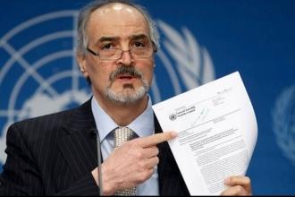 Astana'da Suriye hükümetine Caferi başkanlık edecek
