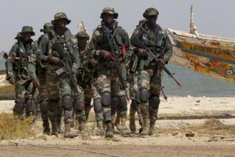 Senegal: Jammeh çekilmezse Gambiya'ya gireriz
