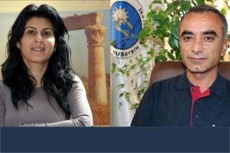 Nusaybin Belediye eş başkanları için 30 gün gözaltı kararı